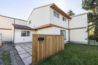 Main Photo: 516 43 Street SE in Calgary: Forest Heights Row/Townhouse for sale : MLS®# A1150557