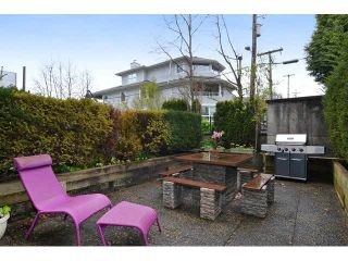 "Photo 12: 108 3278 HEATHER Street in Vancouver: Cambie Condo for sale in ""THE HEATHERSTONE"" (Vancouver West)  : MLS®# V1116295"