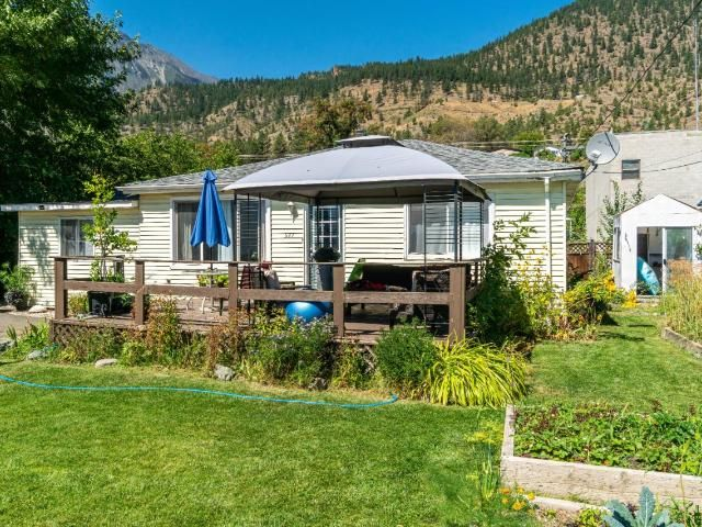 Main Photo: 537 FRASERVIEW STREET: Lillooet House for sale (South West)  : MLS®# 163664