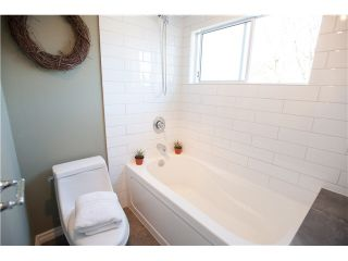 """Photo 11: 6 1195 FALCON Drive in Coquitlam: Eagle Ridge CQ Townhouse for sale in """"THE COURTYARDS"""" : MLS®# V1108276"""