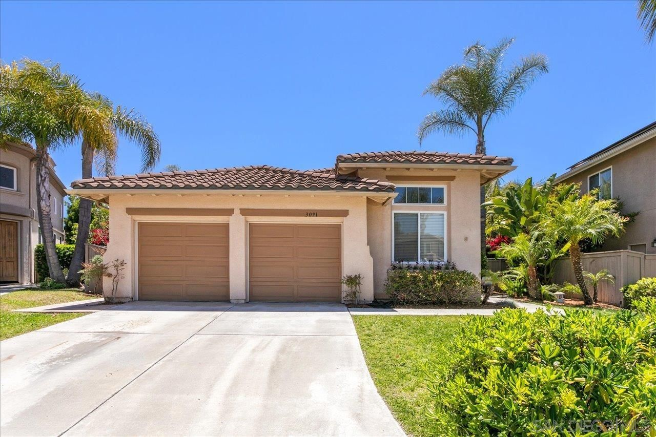 Main Photo: CARLSBAD EAST House for sale : 3 bedrooms : 3091 Paseo Estribo in Carlsbad