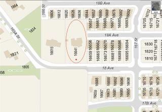 Photo 1: 16641 18 Avenue in Surrey: Pacific Douglas House for sale (South Surrey White Rock)  : MLS®# R2559304
