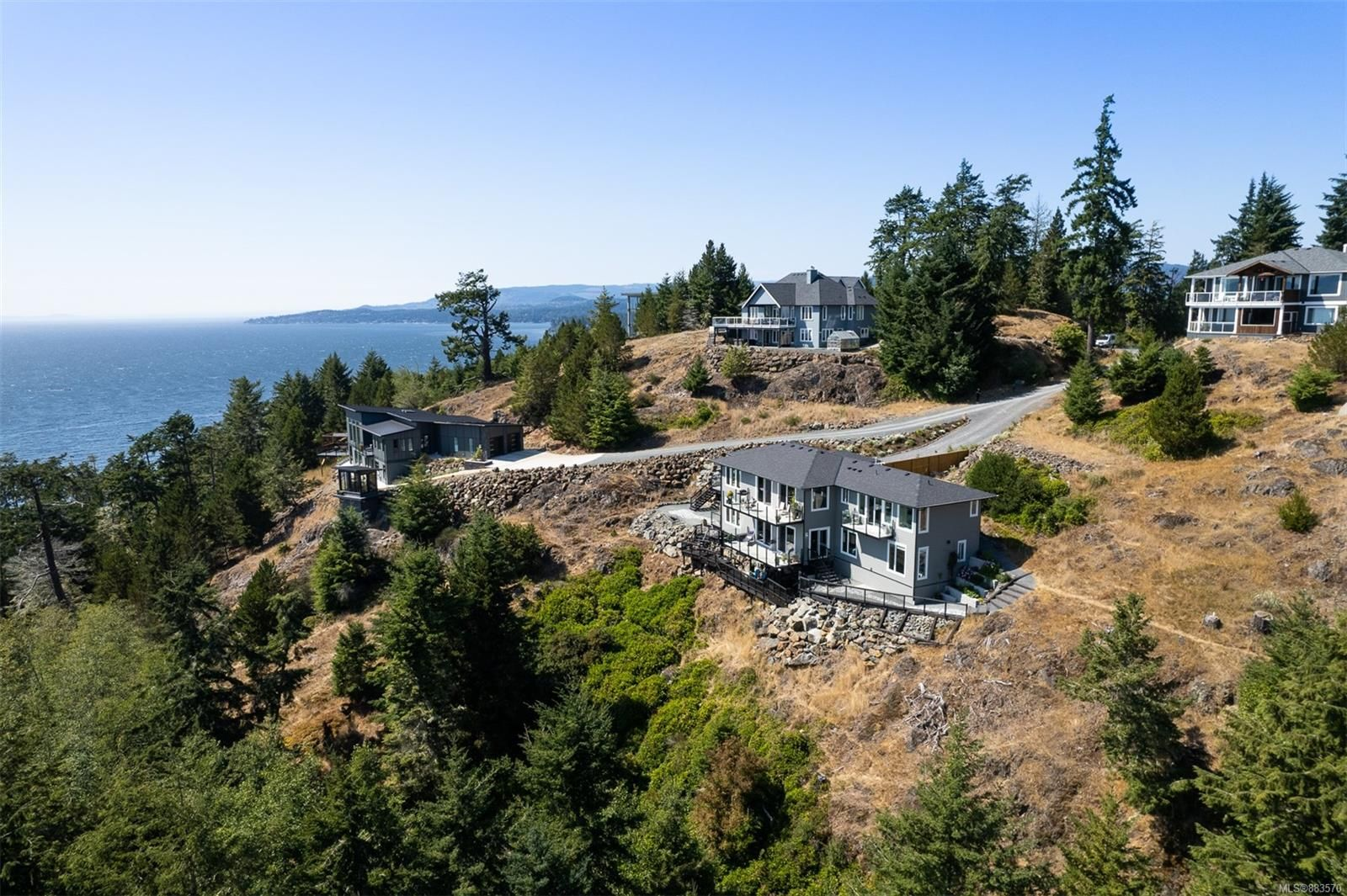 Main Photo: 7470 Thornton Hts in : Sk Silver Spray House for sale (Sooke)  : MLS®# 883570