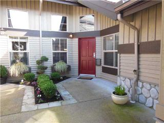 """Photo 1: 44 1550 LARKHALL Crescent in North Vancouver: Northlands Townhouse for sale in """"Nahanee Woods"""" : MLS®# V1057565"""