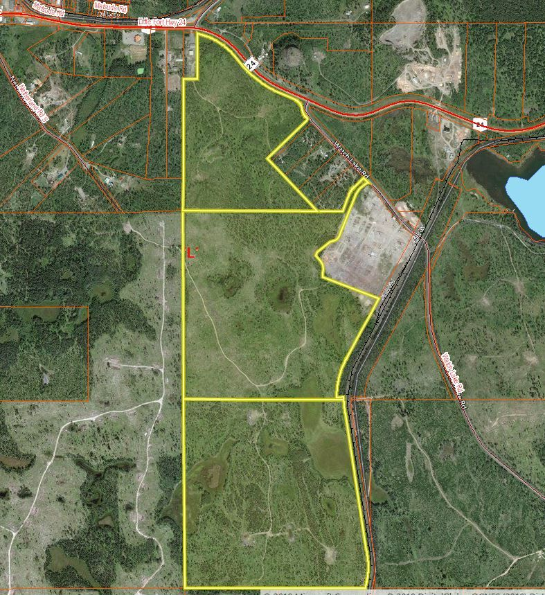 Main Photo:  in 100 Mile House: Lone Butte/Green Lk/Watch Lk Land for sale (100 Mile House (Zone 10))