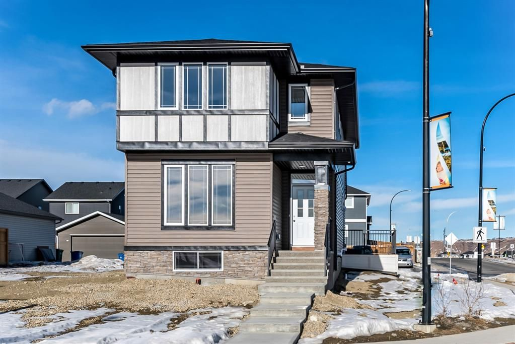Main Photo: 96 Willow Street: Cochrane Detached for sale : MLS®# A1065619