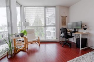 Photo 3: 311 8460 JELLICOE Street in Vancouver: South Marine Condo for sale (Vancouver East)  : MLS®# R2577601