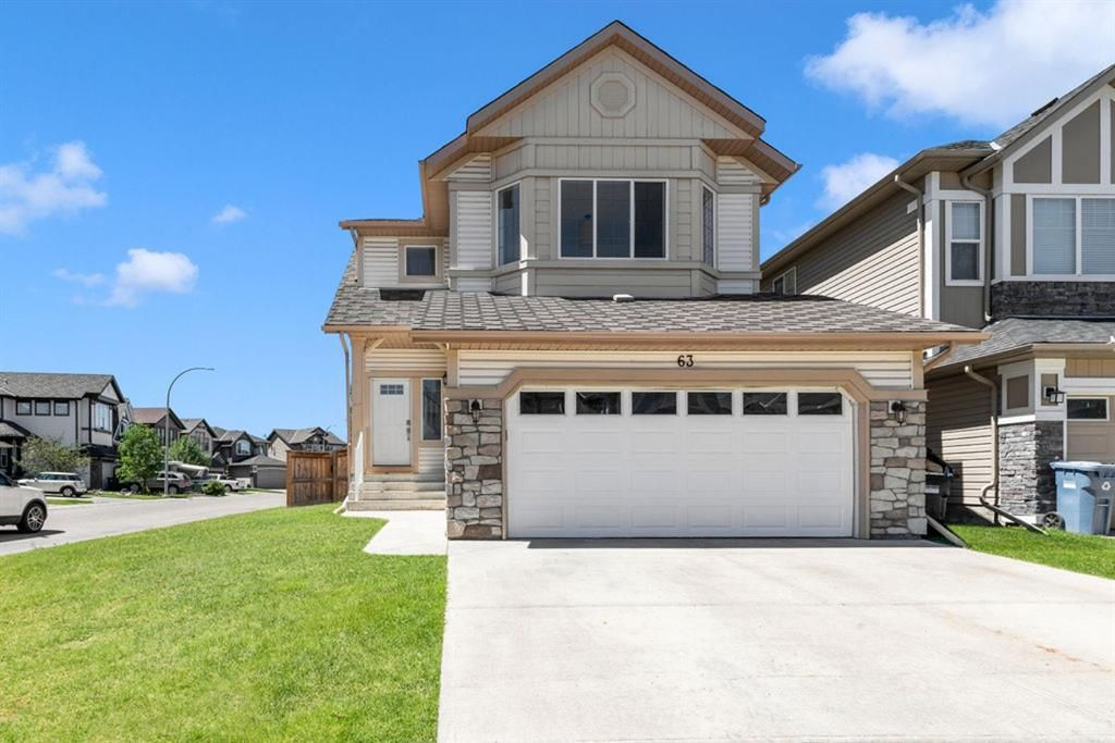 Main Photo: 63 Autumn Place SE in Calgary: Auburn Bay Detached for sale : MLS®# A1122443