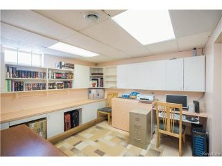 Photo 17: 595 Paddington Road in Winnipeg: River Park South Residential for sale (2F)  : MLS®# 1704729