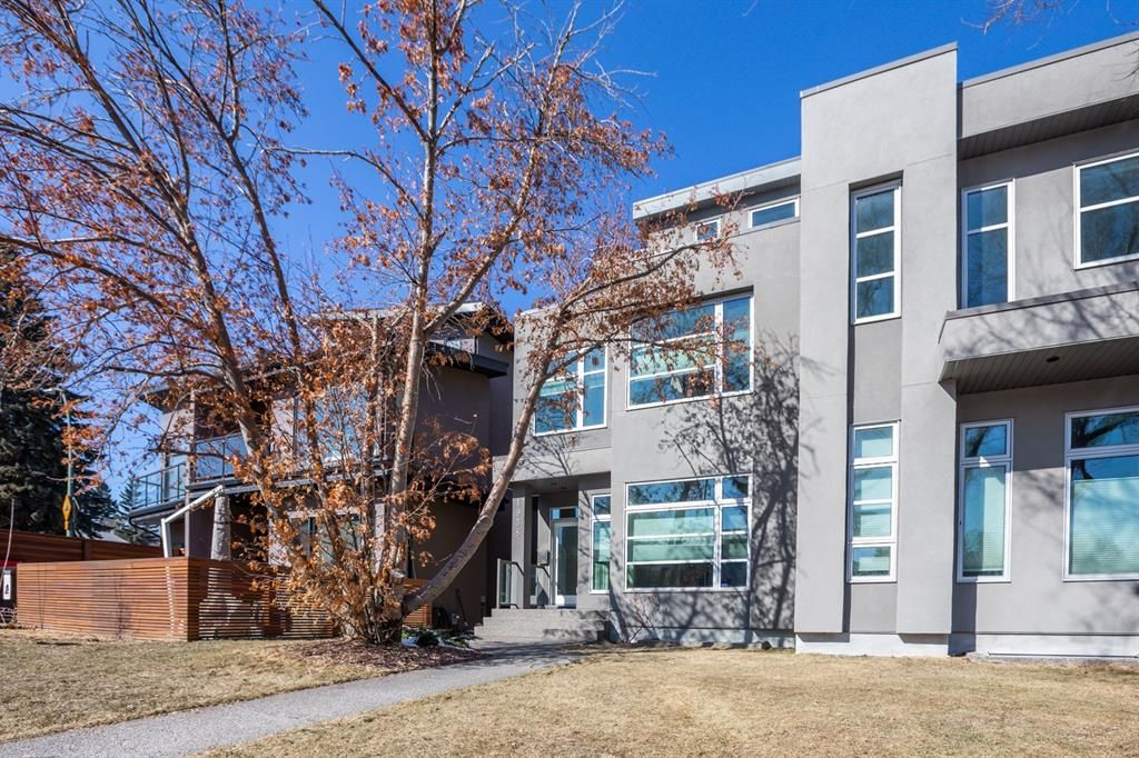 Main Photo: 1938 27 Avenue SW in Calgary: South Calgary Semi Detached for sale : MLS®# A1086369