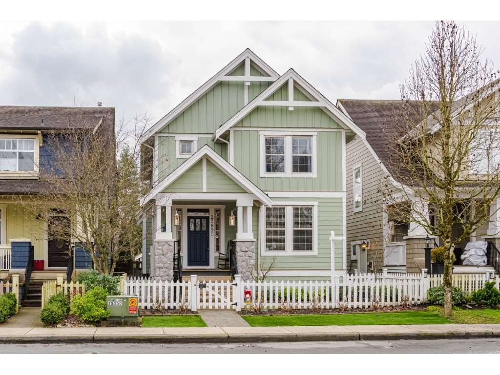 Main Photo: 22890 BILLY BROWN ROAD in Langley: Fort Langley House for sale : MLS®# R2435680