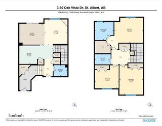Photo 40: 3 30 OAK VISTA Drive: St. Albert Townhouse for sale : MLS®# E4261374