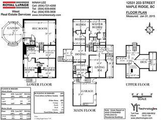 Photo 20: 12531 203RD Street in Maple Ridge: Northwest Maple Ridge House for sale : MLS®# V1102425