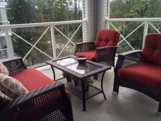 """Photo 8: 408 3142 ST JOHNS Street in Port Moody: Port Moody Centre Condo for sale in """"SONRISA IN PORT MOODY"""" : MLS®# R2099890"""