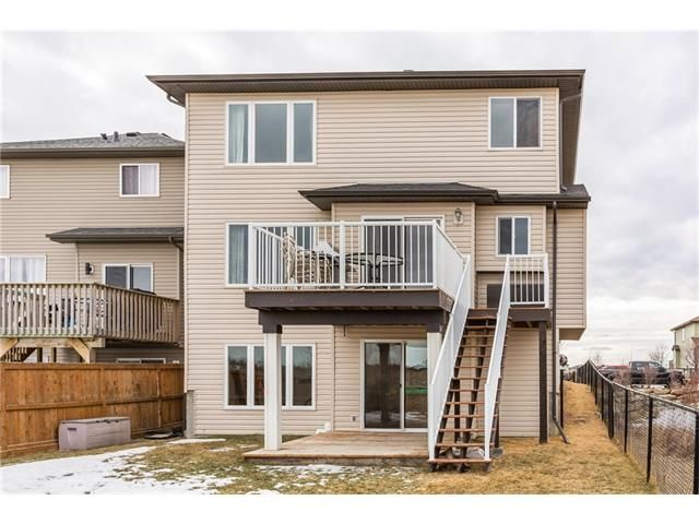 Photo 40: Photos: 664 LUXSTONE Landing SW: Airdrie House for sale : MLS®# C4106944