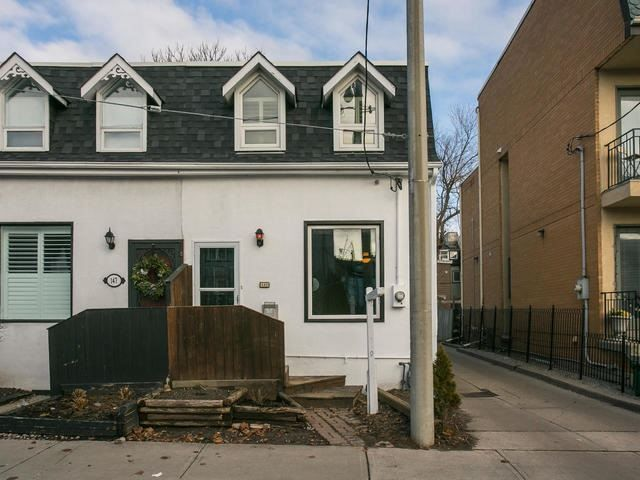 Main Photo: 145 Hamilton Street in Toronto: South Riverdale House (2-Storey) for sale (Toronto E01)  : MLS®# E3691809