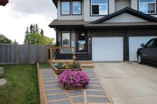 Photo 1: 54 MERIDIAN Loop: Stony Plain Attached Home for sale : MLS®# E4261771
