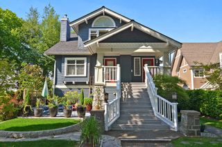 Photo 1: 1893 W 13TH Avenue in Vancouver: Kitsilano Townhouse for sale (Vancouver West)  : MLS®# V1122937