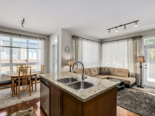 Photo 9: # 1 1125 KENSAL PL in Coquitlam: New Horizons Townhouse for sale : MLS®# V1130701