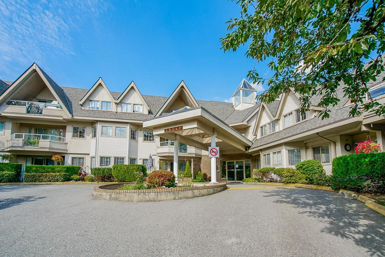 """Main Photo: 201 19241 FORD Road in Pitt Meadows: Central Meadows Condo for sale in """"Village Greem"""" : MLS®# R2617880"""