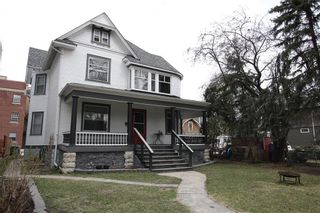 Photo 1: 603 Gertrude Avenue in Winnipeg: Crescentwood Residential for sale (1B)  : MLS®# 202110005
