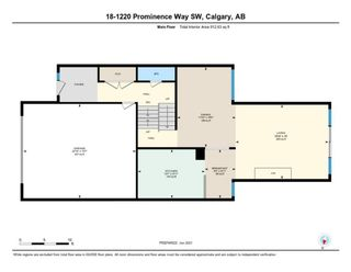 Photo 37: 18 1220 Prominence Way SW in Calgary: Patterson Row/Townhouse for sale : MLS®# A1133893