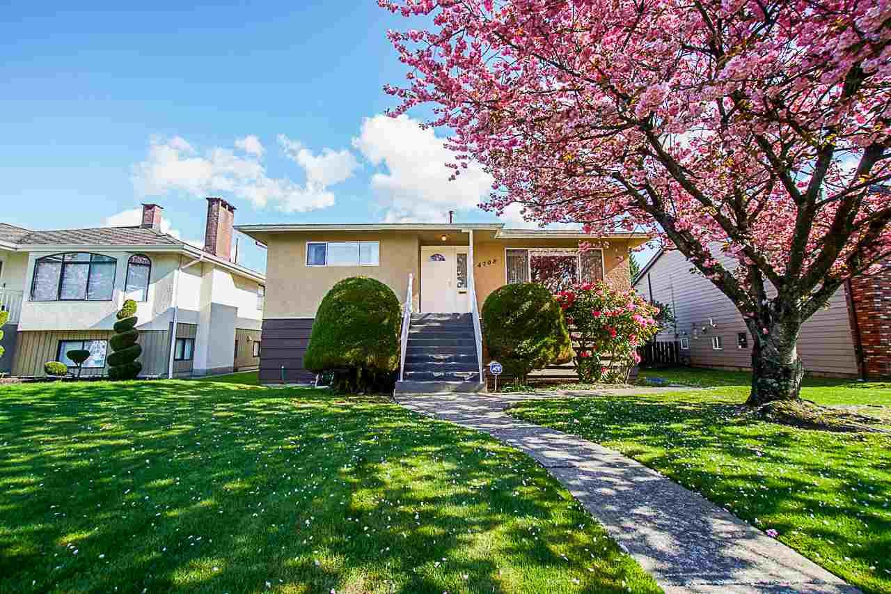 Main Photo: 4708 WESTLAWN Drive in Burnaby: Brentwood Park House for sale (Burnaby North)  : MLS®# R2361886