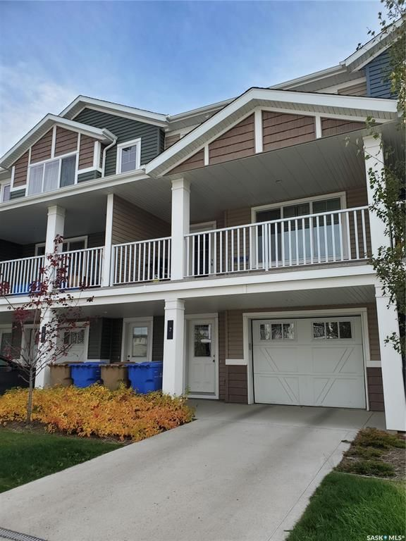 Main Photo: 7 4545 Delhaye Way in Regina: Harbour Landing Residential for sale : MLS®# SK839740