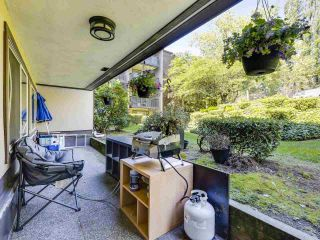 """Photo 18: 108 9847 MANCHESTER Drive in Burnaby: Cariboo Condo for sale in """"Barclay Woods"""" (Burnaby North)  : MLS®# R2580881"""