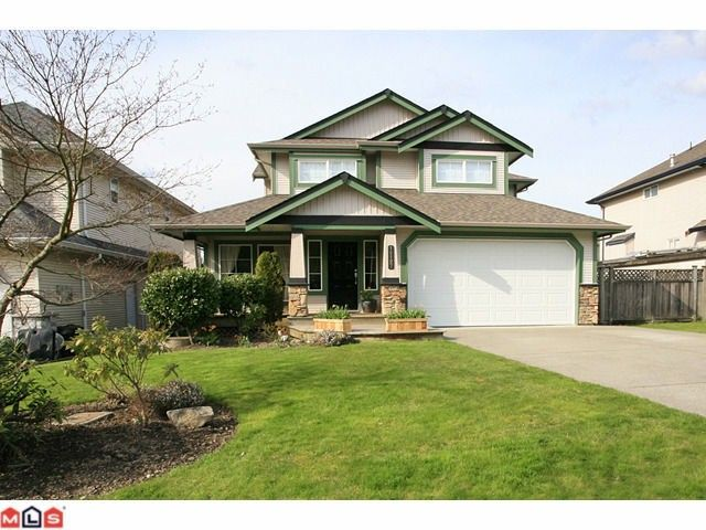 """Main Photo: 18127 68TH Avenue in Surrey: Cloverdale BC House for sale in """"Cloverwoods"""" (Cloverdale)  : MLS®# F1109523"""