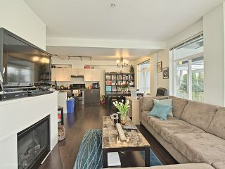 """Photo 9: 104 5692 KINGS Road in Vancouver: University VW Condo for sale in """"O'Keefe"""" (Vancouver West)  : MLS®# V1049459"""