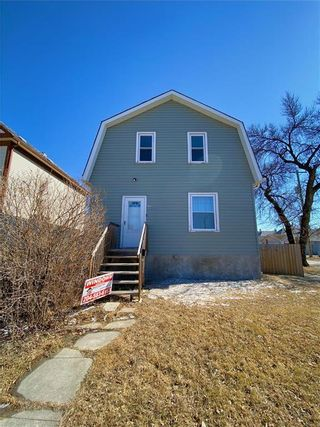 Photo 1: 593 Powers Street in Winnipeg: North End Residential for sale (4C)  : MLS®# 202108001