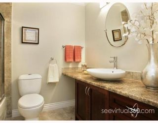 """Photo 6: 223 BALMORAL Place in Port_Moody: North Shore Pt Moody Townhouse for sale in """"BALMORAL PLACE"""" (Port Moody)  : MLS®# V775148"""