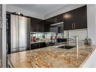 "Photo 4: 2309 1188 RICHARDS Street in Vancouver: Yaletown Condo for sale in ""PARK PLAZA"" (Vancouver West)  : MLS®# V1112068"