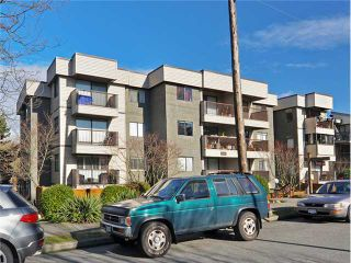 """Photo 1: 101 2045 FRANKLIN Street in Vancouver: Hastings Condo for sale in """"HARBOUR MOUNT"""" (Vancouver East)  : MLS®# V1049075"""