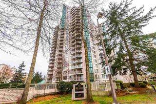 """Photo 1: 1304 1199 EASTWOOD Street in Coquitlam: North Coquitlam Condo for sale in """"THE SELKIRK"""" : MLS®# R2166032"""