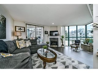 """Photo 5: 409 1196 PIPELINE Road in Coquitlam: North Coquitlam Condo for sale in """"THE HUDSON"""" : MLS®# R2452594"""