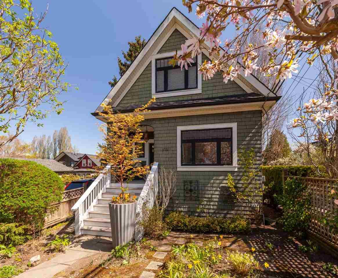 Main Photo: 373 E 26TH AVENUE in Vancouver: Main House for sale (Vancouver East)  : MLS®# R2569246