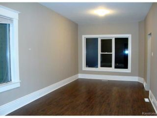 Photo 2: 703 BERESFORD Avenue in WINNIPEG: Manitoba Other Residential for sale : MLS®# 1321456