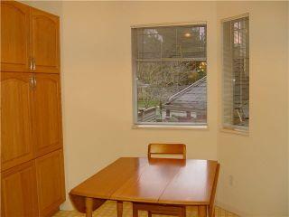 Photo 6: 4 58 RICHMOND STREET: Townhouse for sale : MLS®# V980855