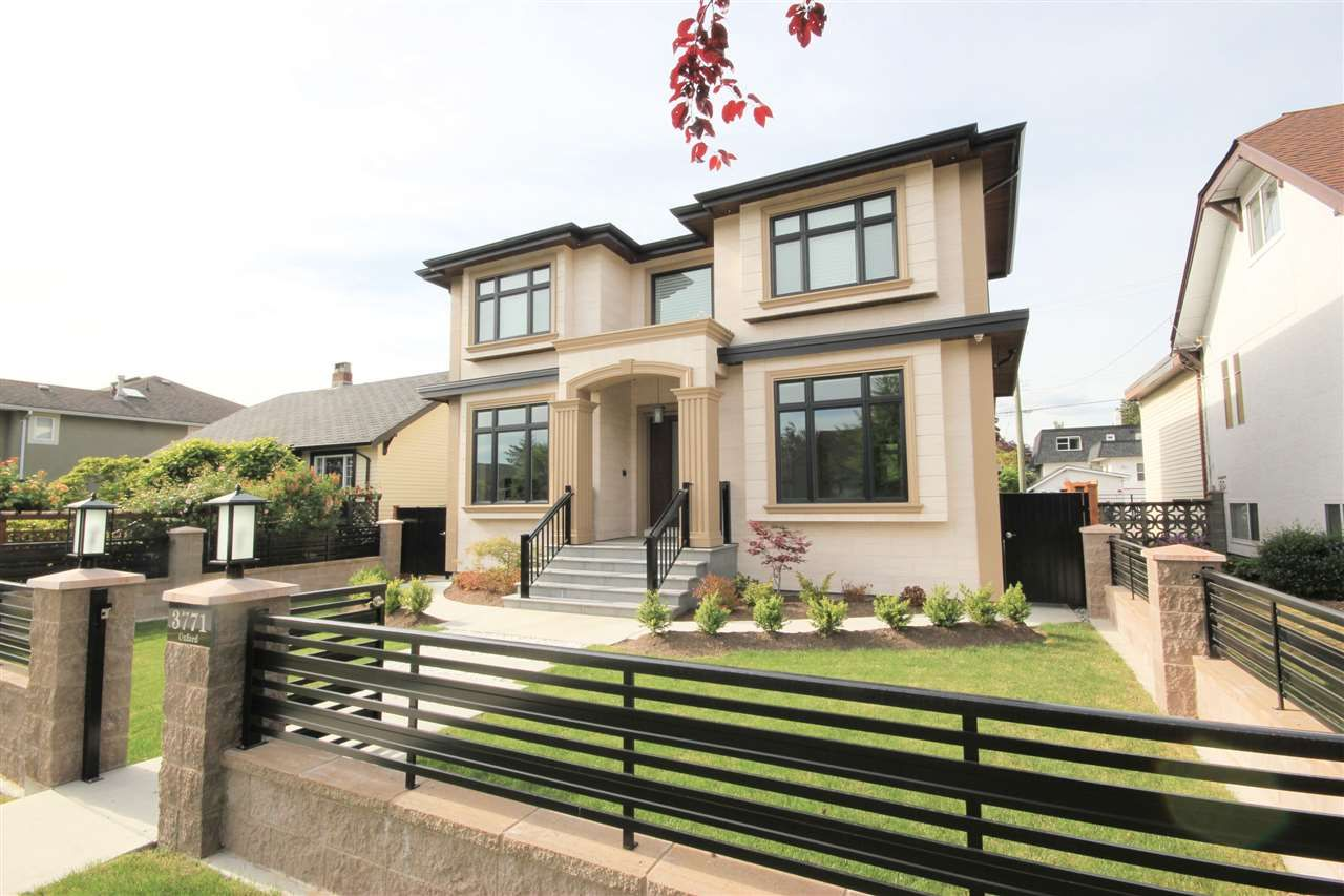Photo 1: Photos: 3771 OXFORD STREET in Burnaby: Vancouver Heights House for sale (Burnaby North)