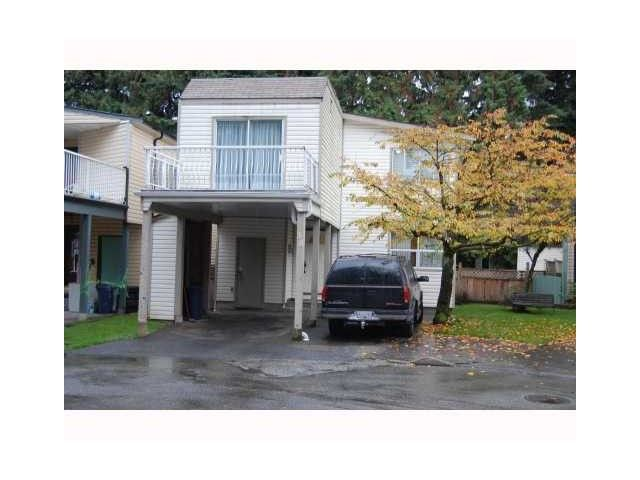"""Main Photo: # 38 2986 COAST MERIDIAN RD in Port Coquitlam: Birchland Manor House for sale in """"MERIDIAN GARDENS"""" : MLS®# V999892"""