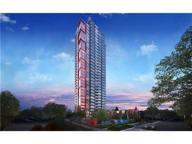 Main Photo: 3505 6658 DOW AVENUE in Burnaby: Metrotown Condo for sale ()  : MLS®# V1038022