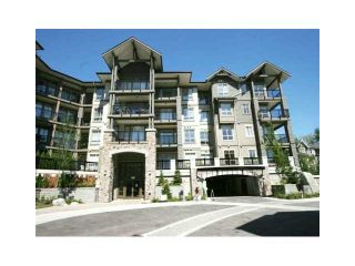 "Photo 1: 413 2969 WHISPER Way in Coquitlam: Westwood Plateau Condo for sale in ""Summerlin at Silver Spring"" : MLS®# V1040932"