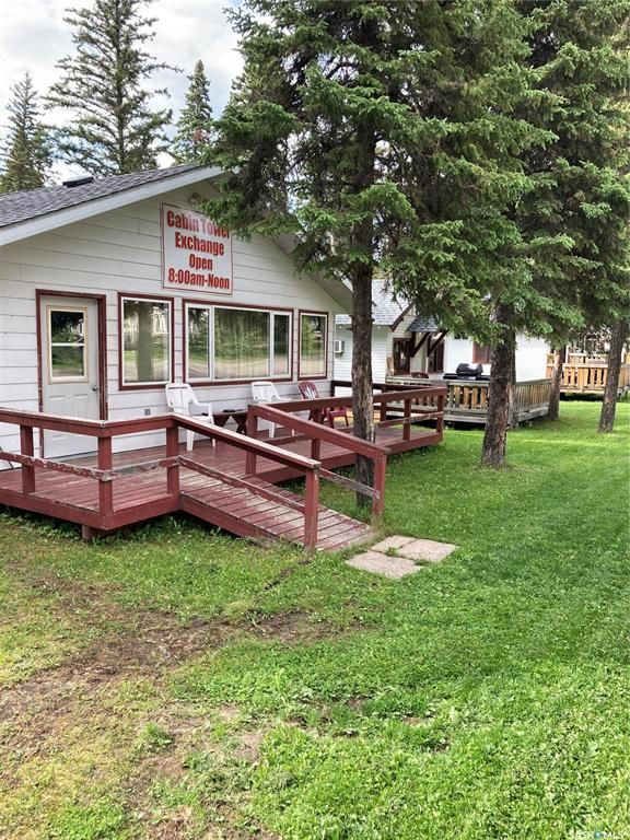 Main Photo: 1460 Lake Address in Waskesiu Lake: Commercial for sale : MLS®# SK859649