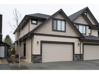 """Photo 2: 7 7411 MORROW Road: Agassiz Townhouse for sale in """"SAWYER'S LANDING"""" : MLS®# R2333109"""