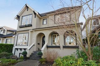 Photo 1: 3820 W West 13th Avenue in Vancouver: Point Grey House for sale : MLS®# v1043795