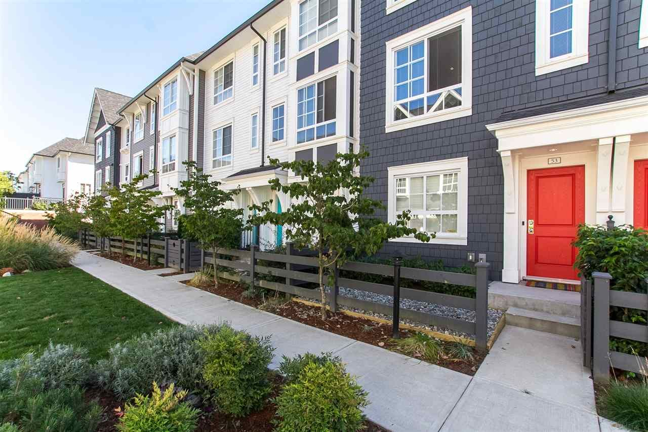 """Main Photo: 53 8438 207A Street in Langley: Willoughby Heights Townhouse for sale in """"YORK By Mosaic"""" : MLS®# R2201885"""