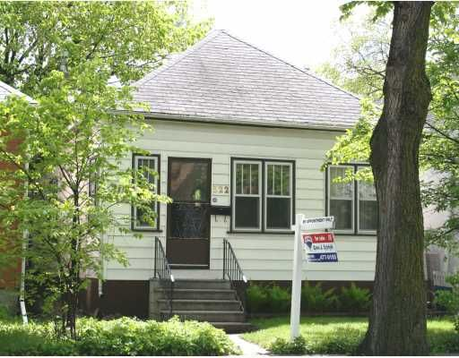 Main Photo:  in WINNIPEG: Fort Rouge / Crescentwood / Riverview Residential for sale (South Winnipeg)  : MLS®# 2910362