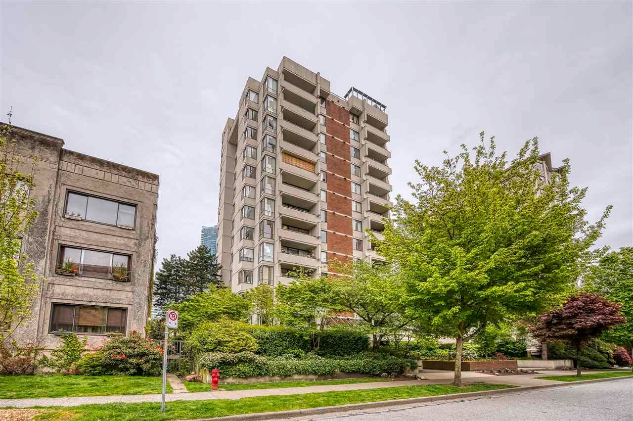"""Main Photo: 703 1127 BARCLAY Street in Vancouver: West End VW Condo for sale in """"BARCLAY COURT"""" (Vancouver West)  : MLS®# R2575156"""